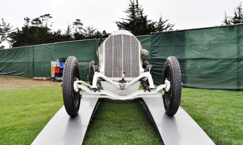 Car-Revs-Daily.com 1914 Mercedes-Benz French Grand Prix Cars 34