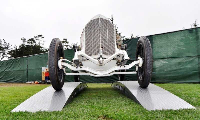 Car-Revs-Daily.com 1914 Mercedes-Benz French Grand Prix Cars 35
