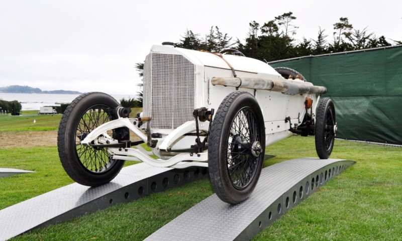 Car-Revs-Daily.com 1914 Mercedes-Benz French Grand Prix Cars 37