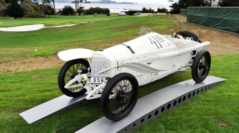 Car-Revs-Daily.com 1914 Mercedes-Benz French Grand Prix Cars 38