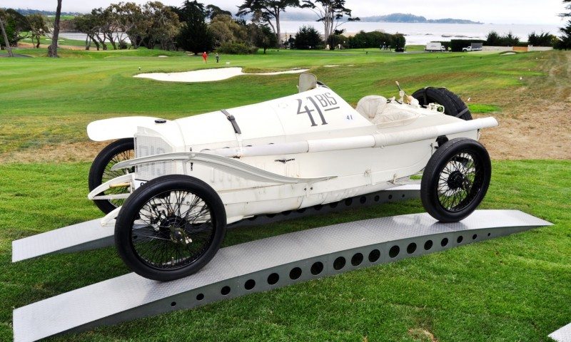 Car-Revs-Daily.com 1914 Mercedes-Benz French Grand Prix Cars 39