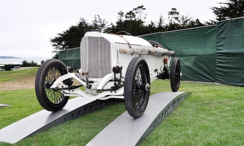 Car-Revs-Daily.com 1914 Mercedes-Benz French Grand Prix Cars 40