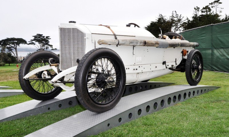 Car-Revs-Daily.com 1914 Mercedes-Benz French Grand Prix Cars 41