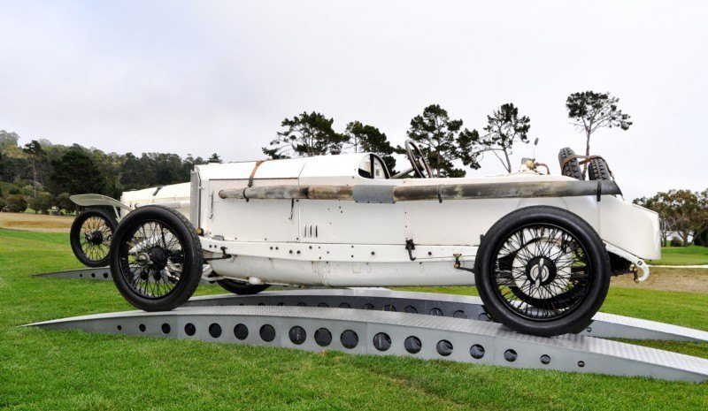 Car-Revs-Daily.com 1914 Mercedes-Benz French Grand Prix Cars 44