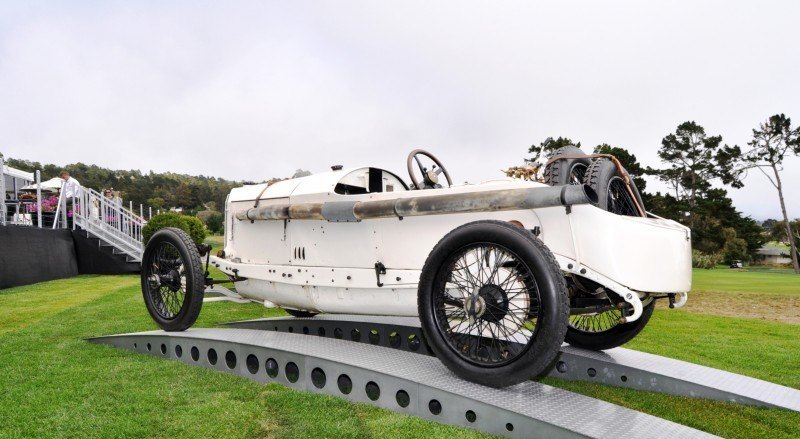 Car-Revs-Daily.com 1914 Mercedes-Benz French Grand Prix Cars 45