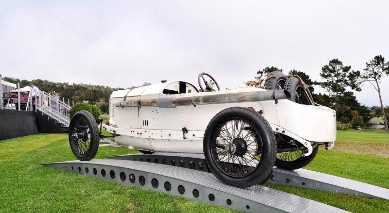 Car-Revs-Daily.com 1914 Mercedes-Benz French Grand Prix Cars 45