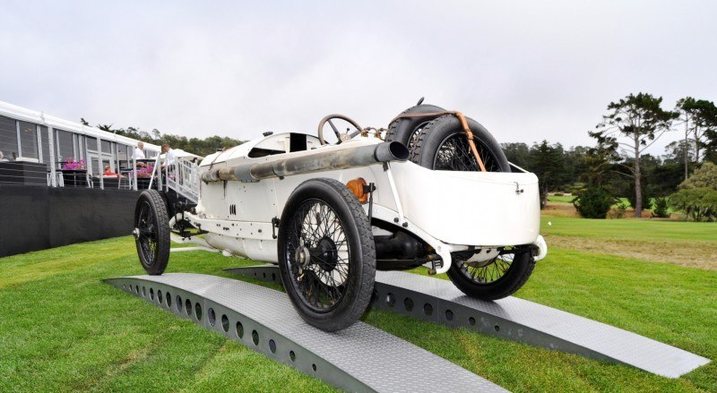 Car-Revs-Daily.com 1914 Mercedes-Benz French Grand Prix Cars 46