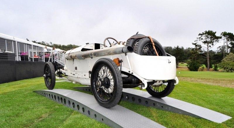 Car-Revs-Daily.com 1914 Mercedes-Benz French Grand Prix Cars 46