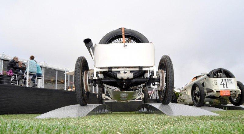 Car-Revs-Daily.com 1914 Mercedes-Benz French Grand Prix Cars 48
