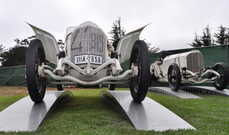 Car-Revs-Daily.com 1914 Mercedes-Benz French Grand Prix Cars 5