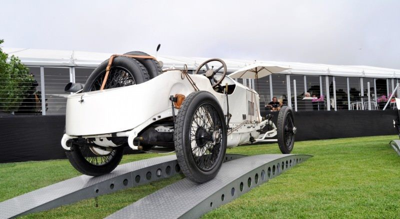 Car-Revs-Daily.com 1914 Mercedes-Benz French Grand Prix Cars 50