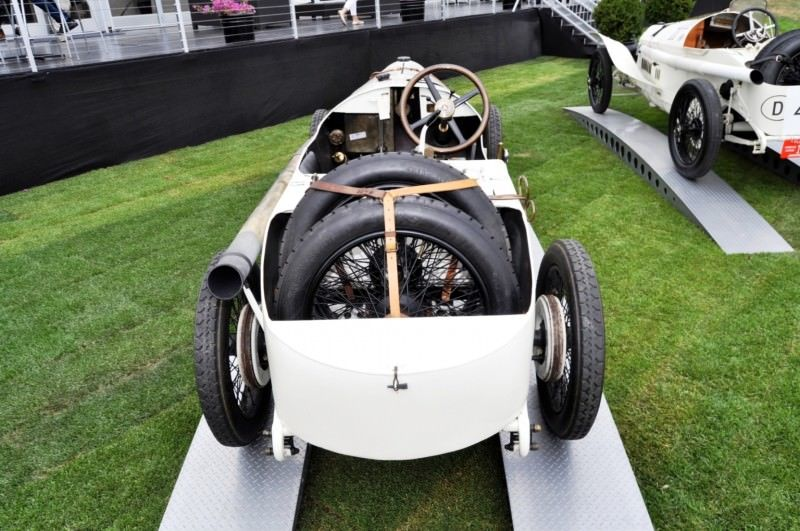 Car-Revs-Daily.com 1914 Mercedes-Benz French Grand Prix Cars 55