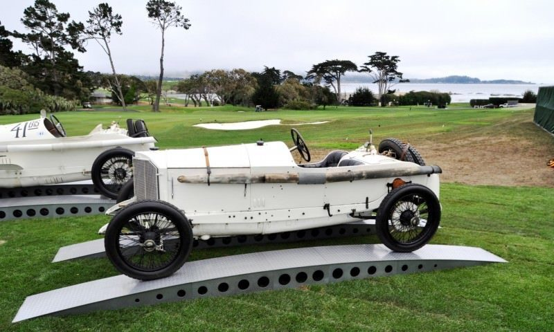 Car-Revs-Daily.com 1914 Mercedes-Benz French Grand Prix Cars 56