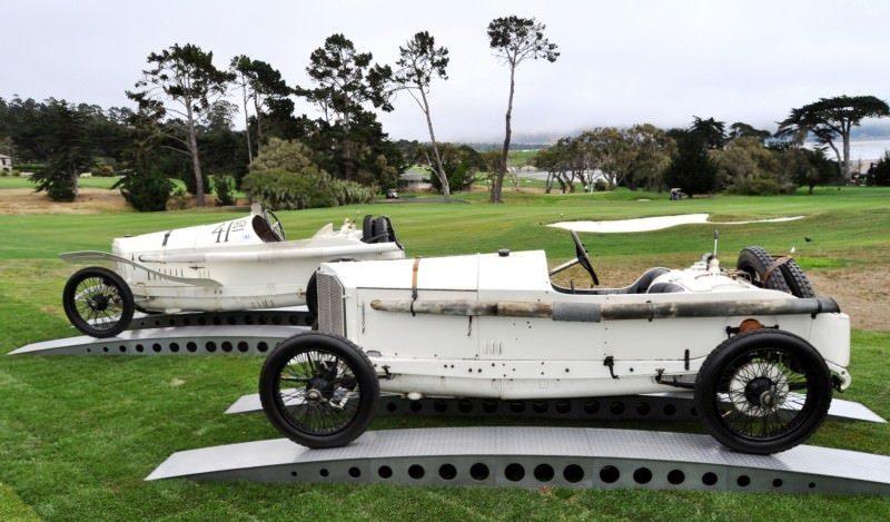Car-Revs-Daily.com 1914 Mercedes-Benz French Grand Prix Cars 57
