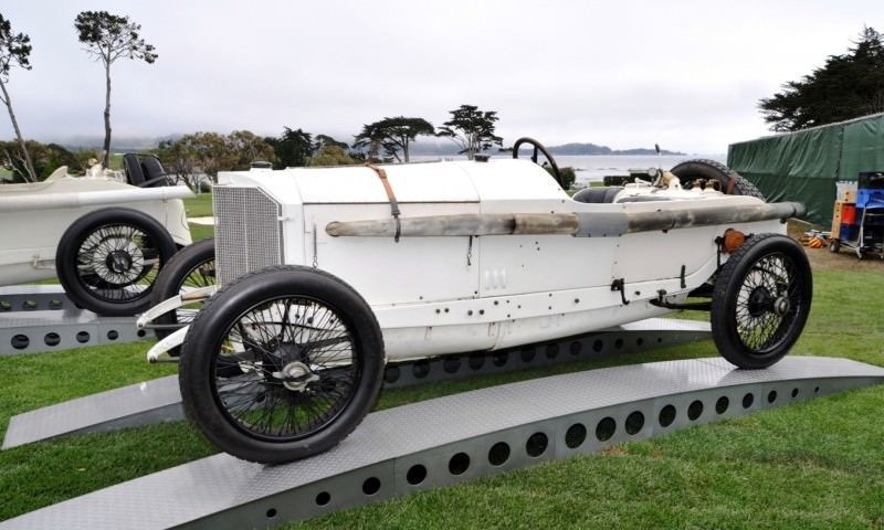 Car-Revs-Daily.com 1914 Mercedes-Benz French Grand Prix Cars 58