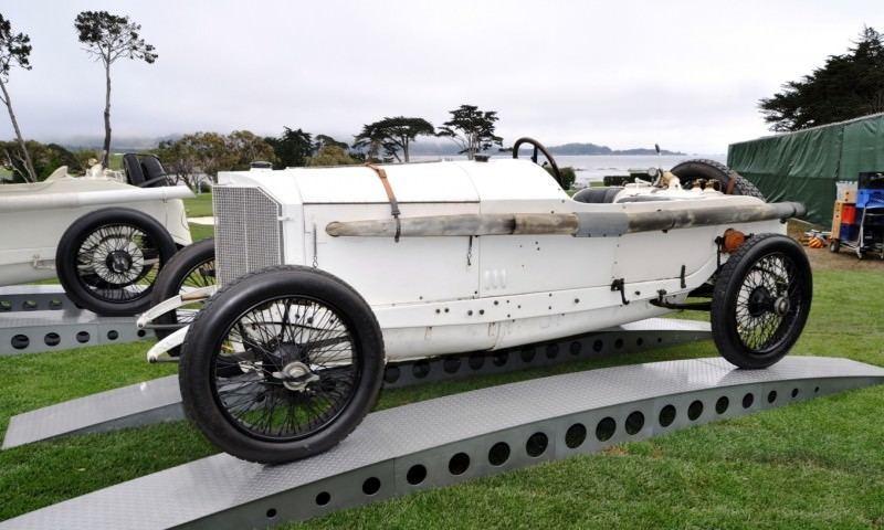 Car-Revs-Daily.com 1914 Mercedes-Benz French Grand Prix Cars 58