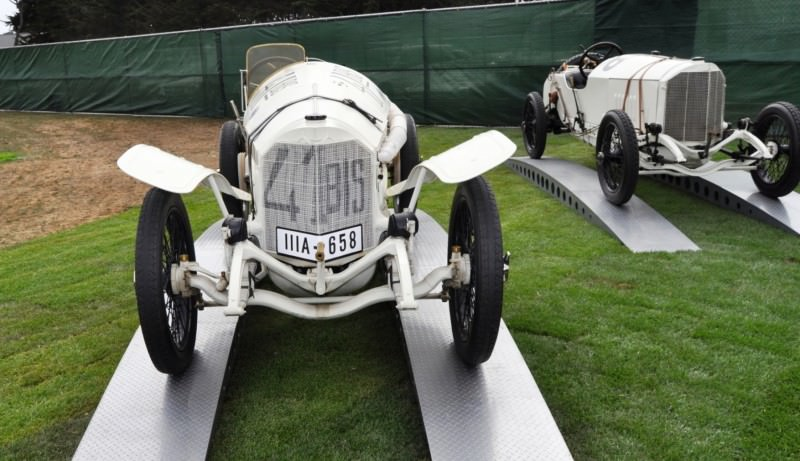 Car-Revs-Daily.com 1914 Mercedes-Benz French Grand Prix Cars 7