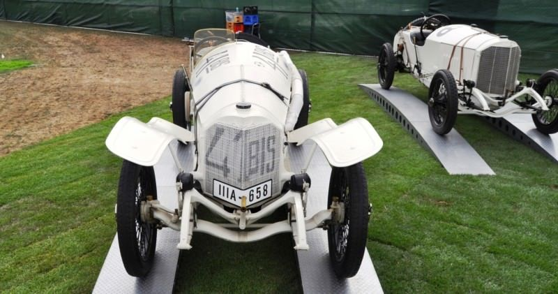 Car-Revs-Daily.com 1914 Mercedes-Benz French Grand Prix Cars 8