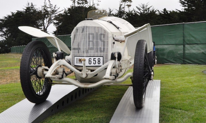 Car-Revs-Daily.com 1914 Mercedes-Benz French Grand Prix Cars 9