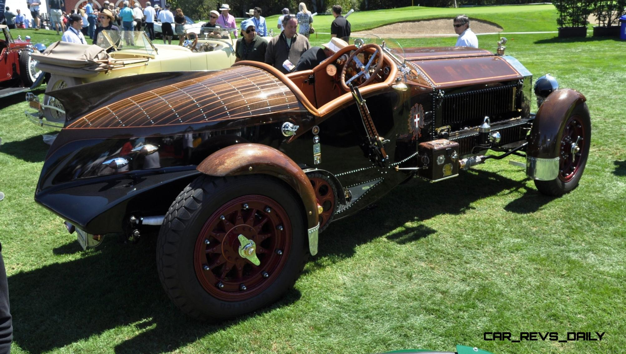 Beastmaster 1917 American Lafrance Type 12 Bestioni By Gary Wales