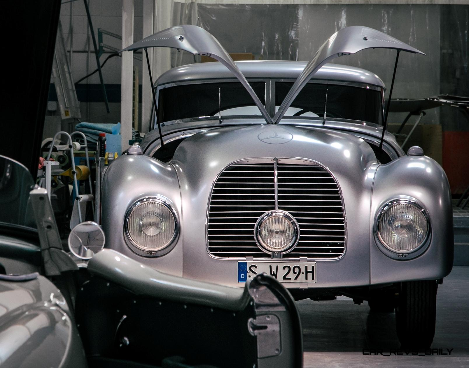 1938 Mercedes-Benz 540K Streamliner is One-Off Coupe With ... | 1608 x 1264 jpeg 222kB
