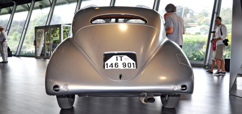 Car-Revs-Daily.com 1938 Mercedes-Benz 540K Streamliner is One-Off Coupe With Wrap-Around Glass and Aero-Smooth Design 20