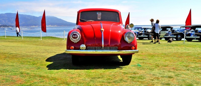 Car-Revs-Daily.com 1938 Tatra T97 Aerodynamic Sedan at Pebble Beach 2014 Concours 22
