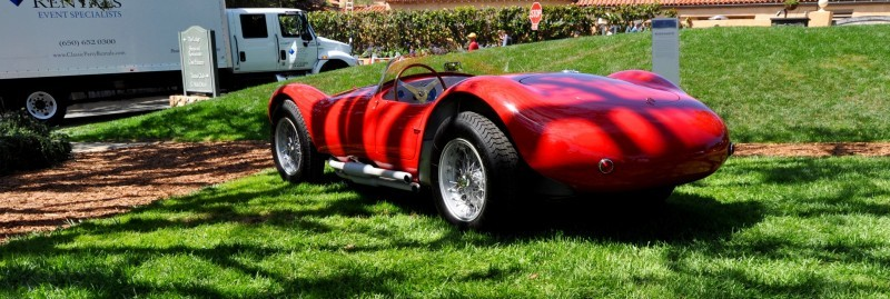 Car-Revs-Daily.com 1953 Maserati A6GCS MM Alfieri Barchetta by Fantuzzi 19
