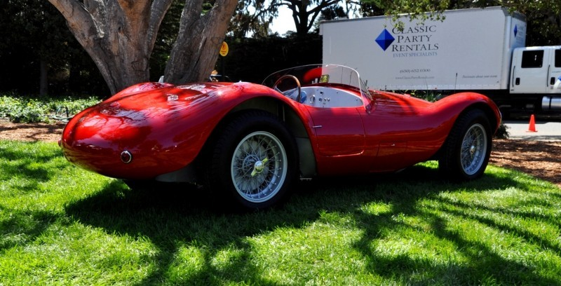 Car-Revs-Daily.com 1953 Maserati A6GCS MM Alfieri Barchetta by Fantuzzi 31