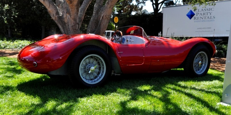 Car-Revs-Daily.com 1953 Maserati A6GCS MM Alfieri Barchetta by Fantuzzi 32
