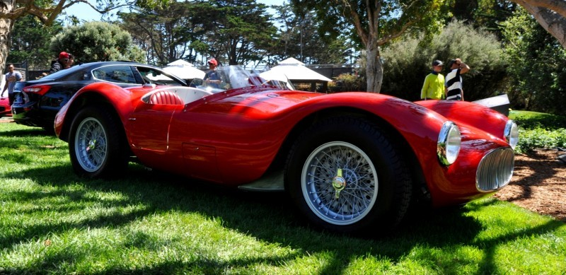 Car-Revs-Daily.com 1953 Maserati A6GCS MM Alfieri Barchetta by Fantuzzi 34