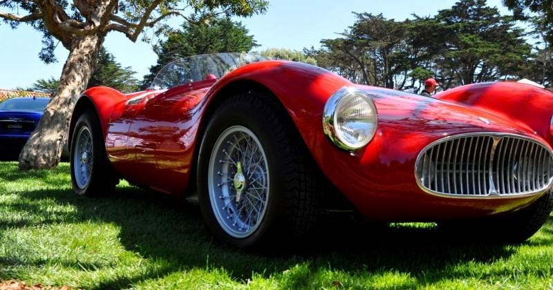 Car-Revs-Daily.com 1953 Maserati A6GCS MM Alfieri Barchetta by Fantuzzi 35