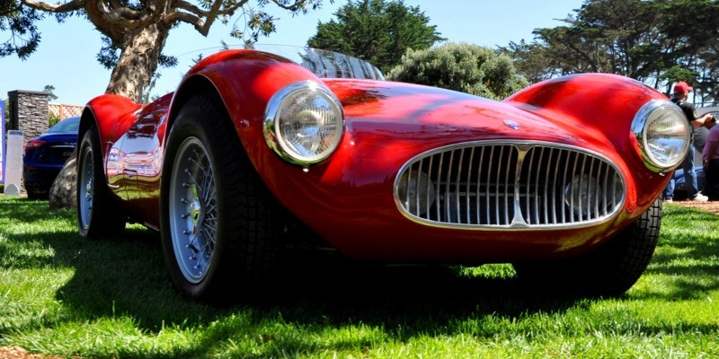 Car-Revs-Daily.com 1953 Maserati A6GCS MM Alfieri Barchetta by Fantuzzi 36