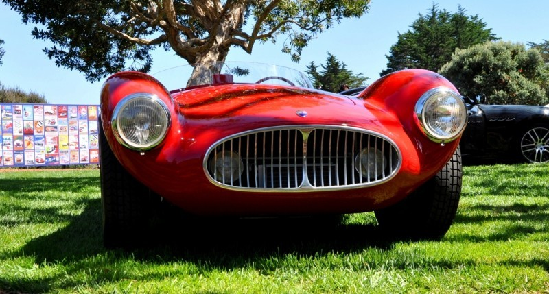 Car-Revs-Daily.com 1953 Maserati A6GCS MM Alfieri Barchetta by Fantuzzi 38