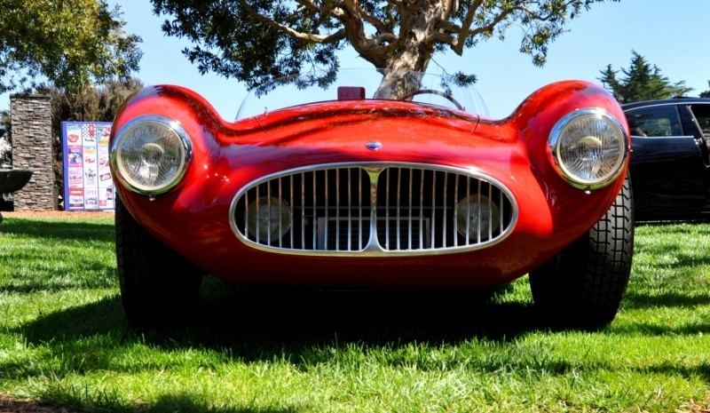 Car-Revs-Daily.com 1953 Maserati A6GCS MM Alfieri Barchetta by Fantuzzi 40