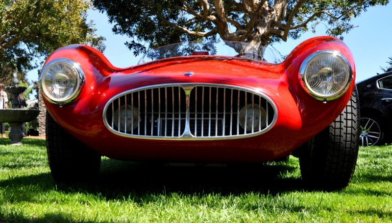 Car-Revs-Daily.com 1953 Maserati A6GCS MM Alfieri Barchetta by Fantuzzi 41