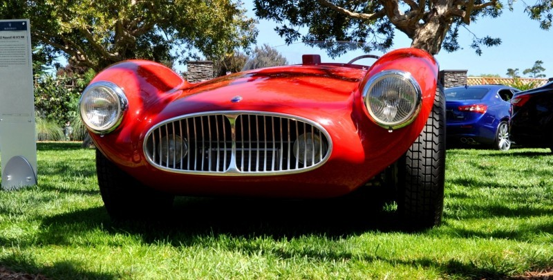 Car-Revs-Daily.com 1953 Maserati A6GCS MM Alfieri Barchetta by Fantuzzi 44