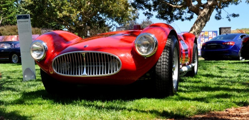 Car-Revs-Daily.com 1953 Maserati A6GCS MM Alfieri Barchetta by Fantuzzi 46