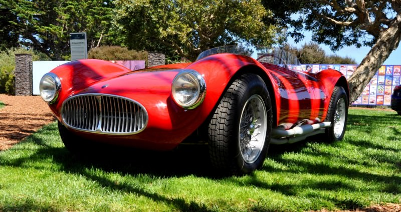 Car-Revs-Daily.com 1953 Maserati A6GCS MM Alfieri Barchetta by Fantuzzi 48