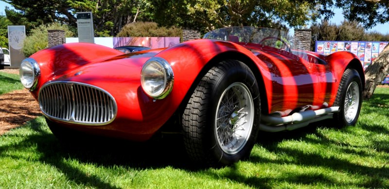 Car-Revs-Daily.com 1953 Maserati A6GCS MM Alfieri Barchetta by Fantuzzi 49