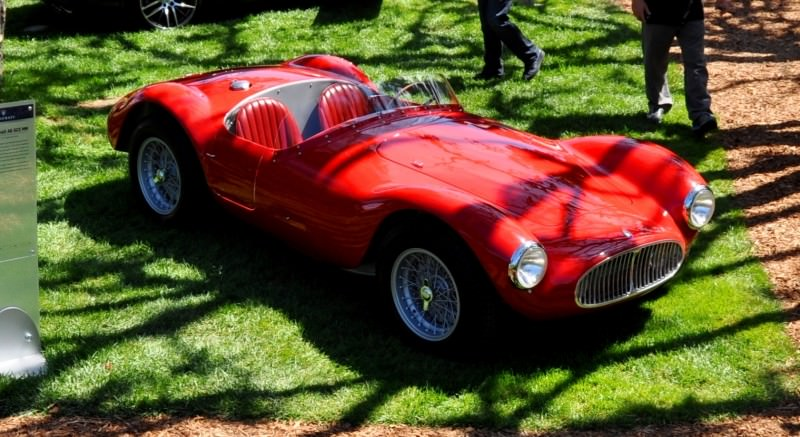 Car-Revs-Daily.com 1953 Maserati A6GCS MM Alfieri Barchetta by Fantuzzi 50