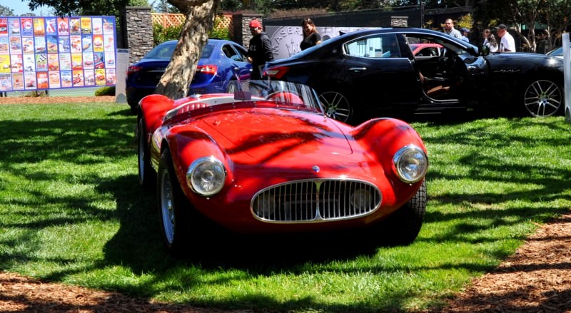 Car-Revs-Daily.com 1953 Maserati A6GCS MM Alfieri Barchetta by Fantuzzi 56