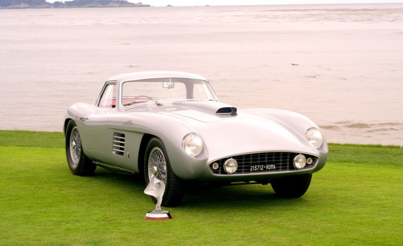Car-Revs-Daily.com 1954 Ferrari 375 MM 6-006