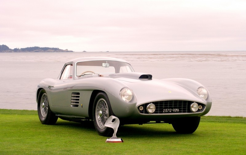 Car-Revs-Daily.com 1954 Ferrari 375 MM 7-007