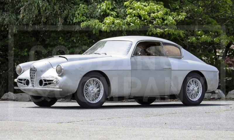 Car-Revs-Daily.com 1955 Alfa Romeo 1900C SS Coupe By Zagato 2