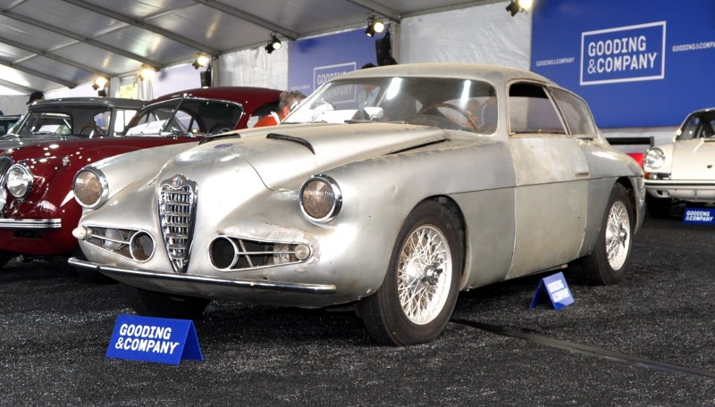 Car-Revs-Daily.com 1955 Alfa Romeo 1900C SS Coupe By Zagato 21