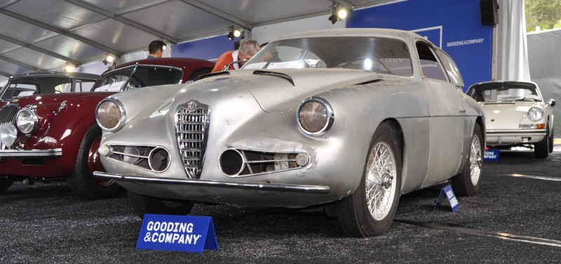 Car-Revs-Daily.com 1955 Alfa Romeo 1900C SS Coupe By Zagato 22