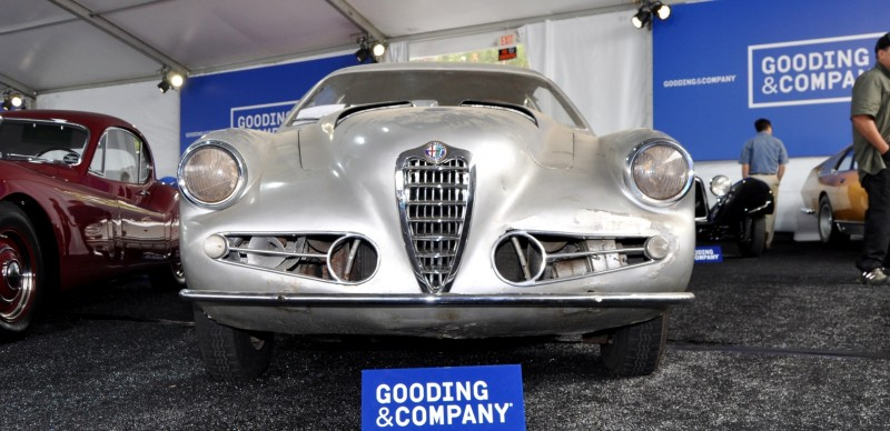 Car-Revs-Daily.com 1955 Alfa Romeo 1900C SS Coupe By Zagato 25
