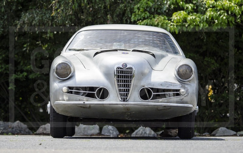 Car-Revs-Daily.com 1955 Alfa Romeo 1900C SS Coupe By Zagato 3