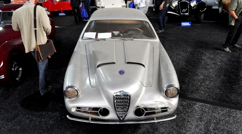 Car-Revs-Daily.com 1955 Alfa Romeo 1900C SS Coupe By Zagato 39